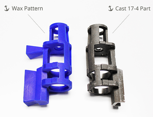 Rapid Prototyping for Investment Castings - OH