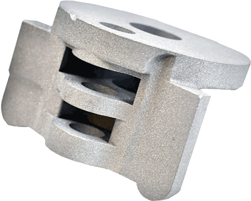 Aluminum Investment Casting - OH