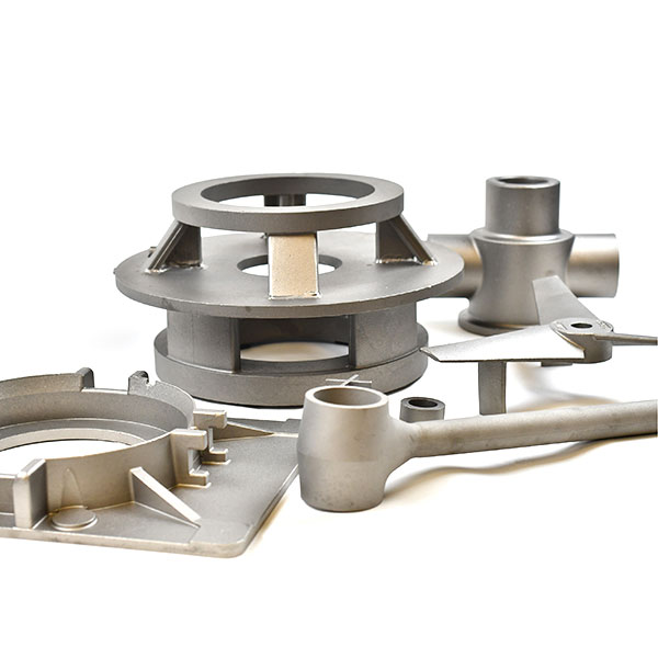 Stainless Steel Investment Casting - OH